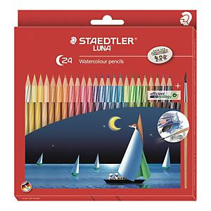 STAEDTLER Luna 137 Color Pencil Assorted Color - Box of 24