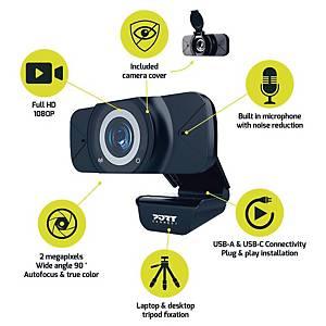 Kamera internetowa PORT CONNECT HD USB