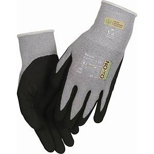 OX-ON 16300 RECYCLE COMFORT GLOVE 10 BLK