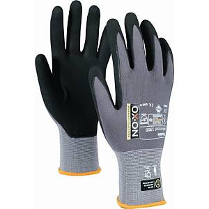 OX-ON 1900 FLEXIBLE ADVANCE GLOVE 8 BLK
