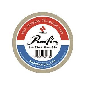 Panfix 透明膠紙 1吋 x 72碼 - 1卷裝