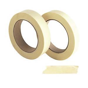 Lyreco Masking Tape 1 inch x 30yd