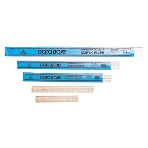 Plastic Ruler 6 inch / 15cm