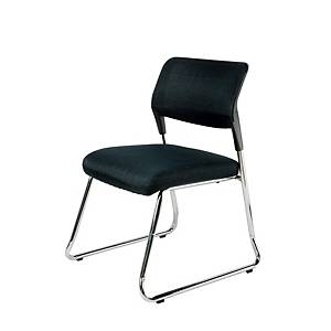 WORKSCAPE ZR-1025B WAITING CHAIR BLACK