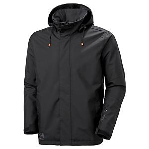 HH OXFORD 71290 SHELL JACKET BLACK L