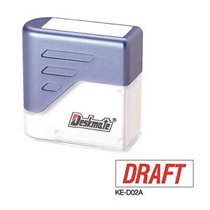 Deskmate KE-D02A [DRAFT] Stamp