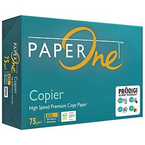 Paperone Copier Paper A3 75G White - Box of 5