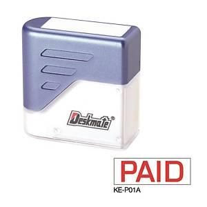 Deskmate KE-P01A [PAID ] Stamp