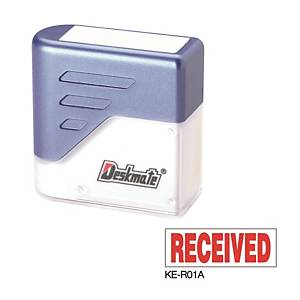 Deskmate KE-R01A [RECEIVED] Stamp