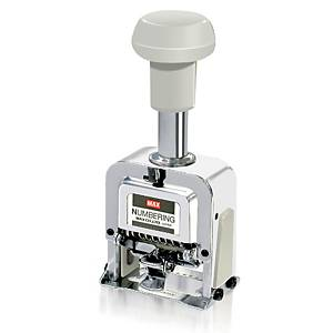MAX N-807 Numbering Machine 8 Digits 4mm Height