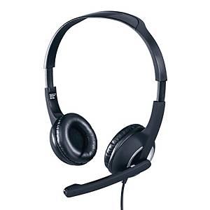 Słuchawki z mikrofonem Hama HS-P150