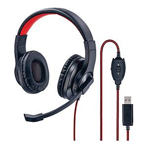 Słuchawki komputerowe HAMA HS-USB400
