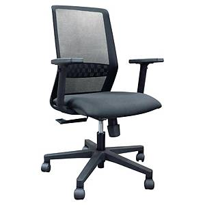 LINEA SYNCHRONE TEKNA LY CHAIR BLK