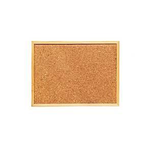 Cork Board Wooden Frame 45x60cm
