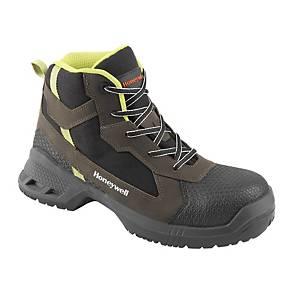 Chaussures de sécurité montantes Honeywell Sprint Mid S3 - noires - pointure 48