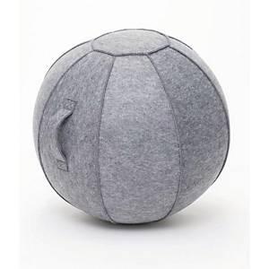Stoo Active Ball 75cm tasapainopallo tummanharmaa