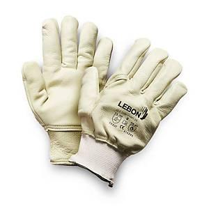 Gants de manutention Lebon GT350/FHP/26 - taille 6 - la paire