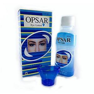 OPSAR EYE CLEANER 120 MILLILITRES