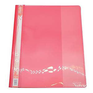 Bantex A4 Management File - Red - Pack of 12