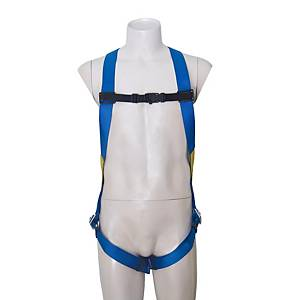 3M 1390000 SAFETY HARNESS D-RING 1 POINT BLUE