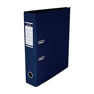 Bantex 辦得事 全包膠檔案夾 F4 3吋 深藍色