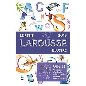 Dictionnaire Le petit Larousse illustré 2018 - 19 x 28 cm