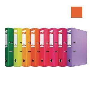 Bantex PVC Lever Arch File A4 3 Inches Orange