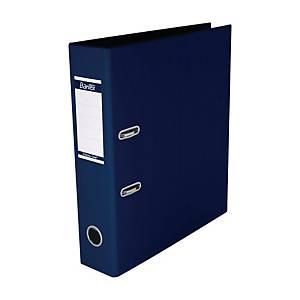Bantex 辦得事 全包膠檔案夾 A4 3吋 深藍色