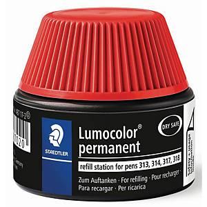 STAEDTLER 487 RFL LUMOC. PERMANENT RED