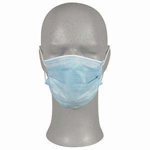 Munskydd Protectioncare, typ IIR, förp. med 10 st.