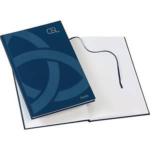 BANTEX OSL N/BOOK A4 PLAIN BLU