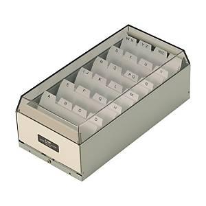 CARL 名片盒 可放 600 張