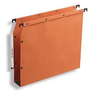 Dossiers suspendus Elba AZV Ultimate® armoires, 330/275, A4, 50 mm, orange, 25x