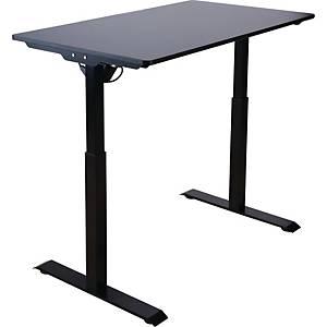 EASYDESK ELITE ELECTRIC TABLE 120X60 BLK