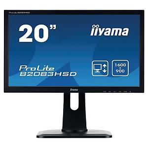 IIYAMA B2083HSD-B1 LED MONITOR 19.5