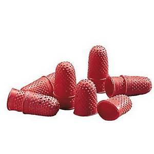 Gumový náprstok Rexel 2352, priemer 17 mm, 1– balenie 100 kusov