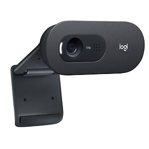 Webcam Logitech C505, 720p/30 FPS, Festerfokus