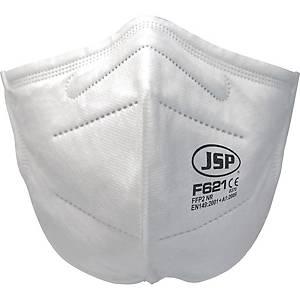 Atemschutzmaske JSP F621, BGV120-000-Q00, Typ: FFP2, ohne Ventil, 40 Stück