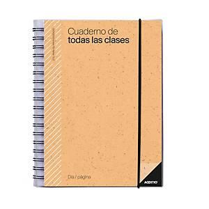 Cuaderno para profesor Additio P232 - día página - 225 x 310 mm - castellano