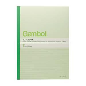 Gambol G6007 筆記簿 混色 B5 - 每本100張紙
