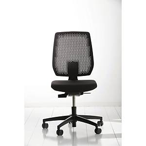 DAUPINE SPEEDO HOME OFFICE CHAIR  BLACK