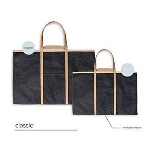 Prenosná taška Classic na pracovný stolík Freedesk compact, 62 × 41 cm