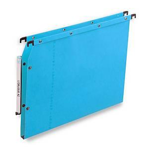 Elba AZV Ultimate® hangmappen kasten, 330/275, A4, 15 mm, blauw, per 25 stuks