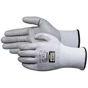 Schnittschutzhandschuhe Safety Jogger PROSCHIELD, Typ EN388 2006, Gr. 9, grau