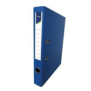 Lyreco PVC Lever Arch File F4 2 inch Blue