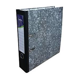 Lyreco Marble Leverarch File A4 3 inch