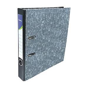 Lyreco Marble Leverarch File A4 2 inch