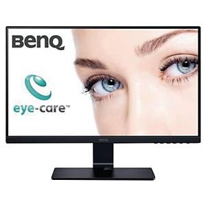 Ecran Led Benq 23.8  16:9 noir + Câble HDMI high speed type A - 3 m