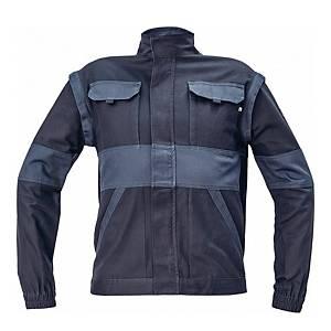 Bluza CERVA MAX NEO, czarno-szara, rozmiar 52