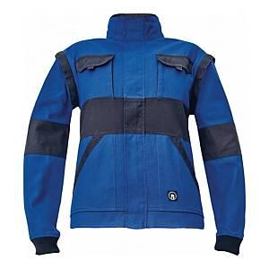 Bluza CERVA MAX NEO LADY, niebiesko-czarna, rozmiar 36